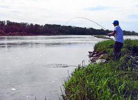 Рыбалка волшебная страна