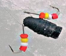 Балда - пуля для ловли рыбы