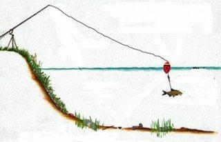 Поплавок для ловли сома