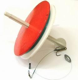 Оснастка кружка на судака