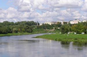 Рыбалка в Могилевской области