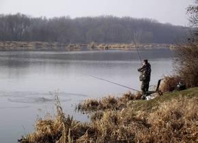 Рыбалка на реке Неман