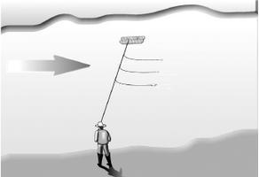 Как ловить на кораблик