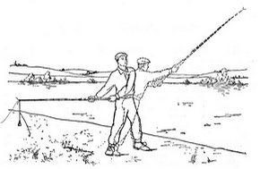 Как сделать закидушку на налима и освоить технику ловли