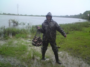 Рыбалка в Речице Казазаевка