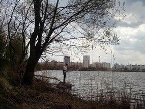 Озеро Прудковское Гомель рыбалка