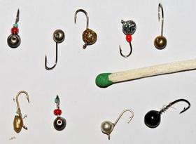 Мормышки рыболовные Дробинки