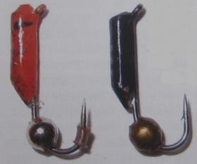 Мормышка гвоздешарик